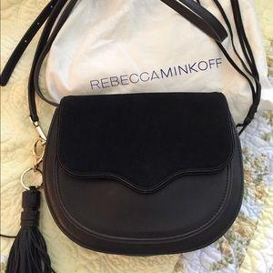 Rebecca Minkoff cross over body bag never used